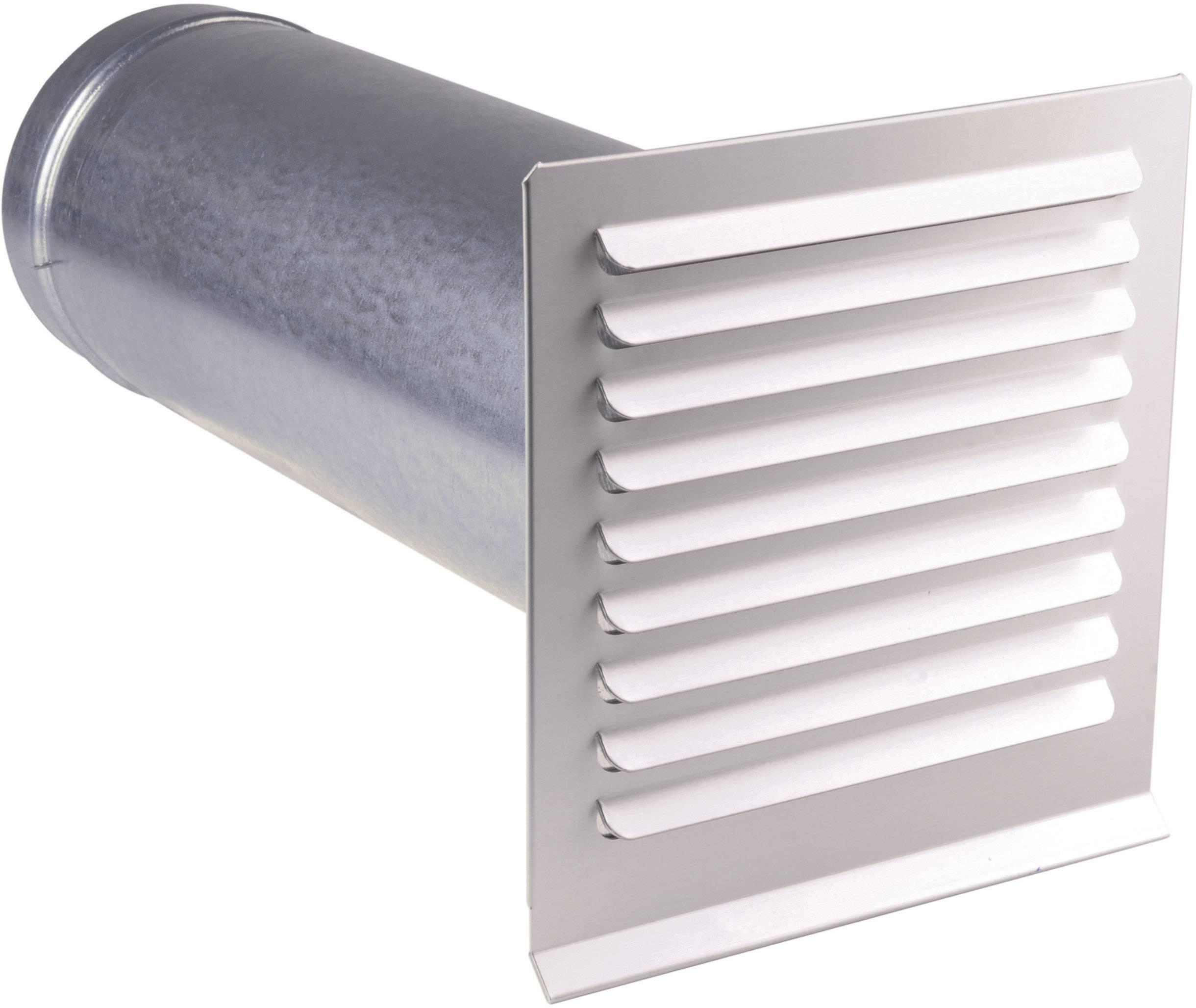 Energeticky úsporný nástenný ventilátor Wallair N37826, vhodný pre trubice s Ø 10 cm