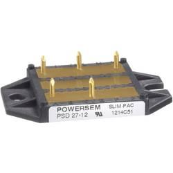 Můstkový usměrňovač 3fázový POWERSEM PSD 67-08, U(RRM) 800 V