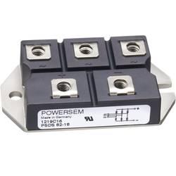 Můstkový usměrňovač 1fázový POWERSEM PSBS 82-08, U(RRM) 800 V