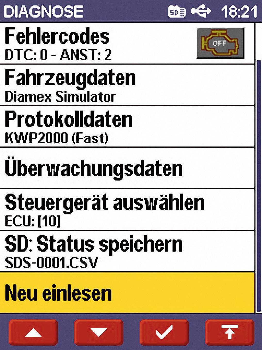 Diamex Scandevil II 7101