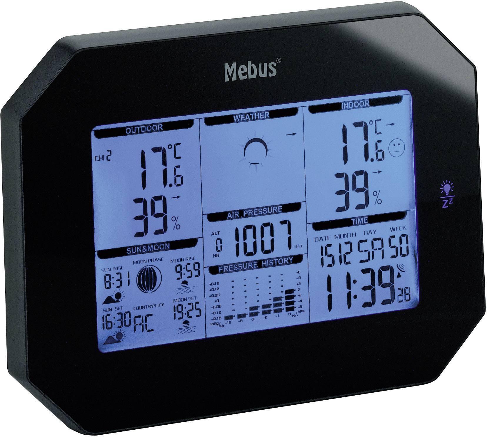 Meteostanice DCF Mebus