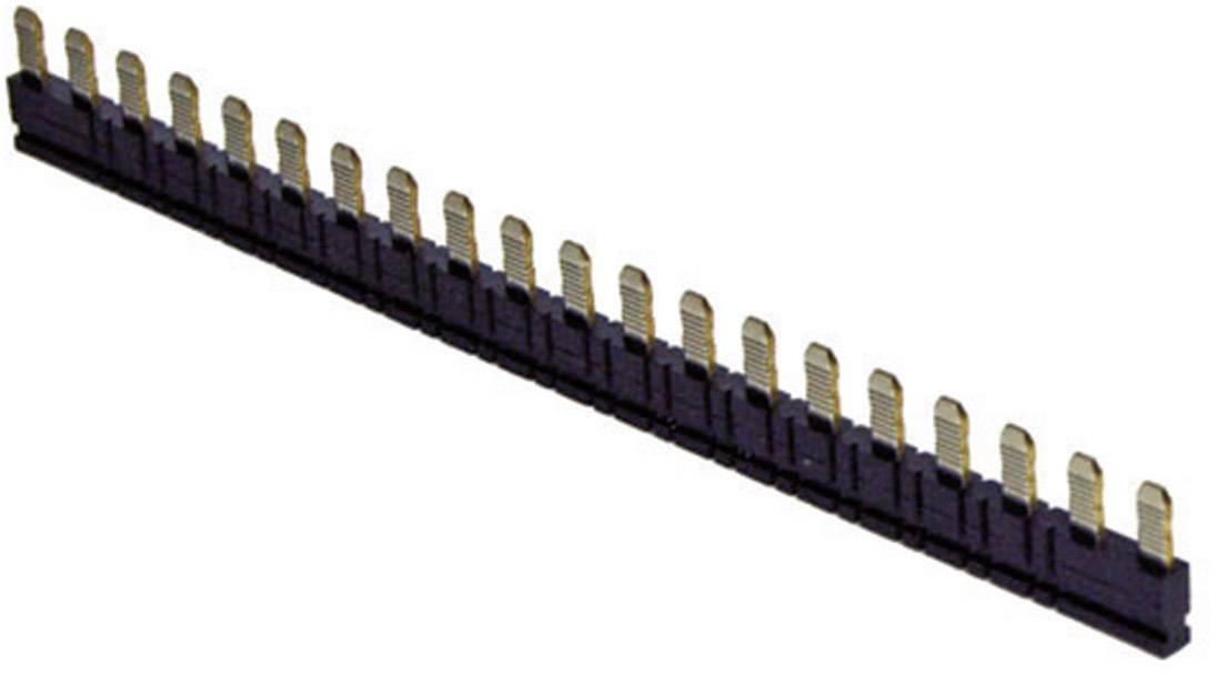 Můstek pro RV8H IDEC pro max. 20 připojení, SV9Z-J20B, 6 A, černá
