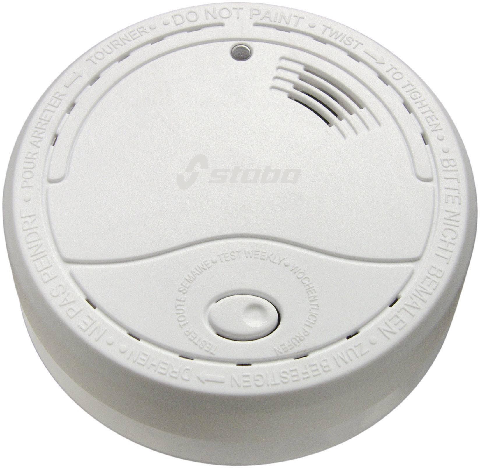 Detektor dymu Stabo 51113,na batérie