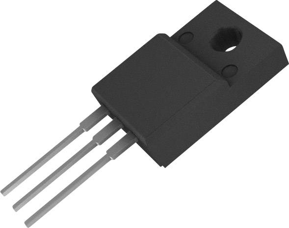 Tranzistor MOSFET DIODES Incorporated DMG9N65CTI, 1 N-kanál, 13 W, ITO-220AB