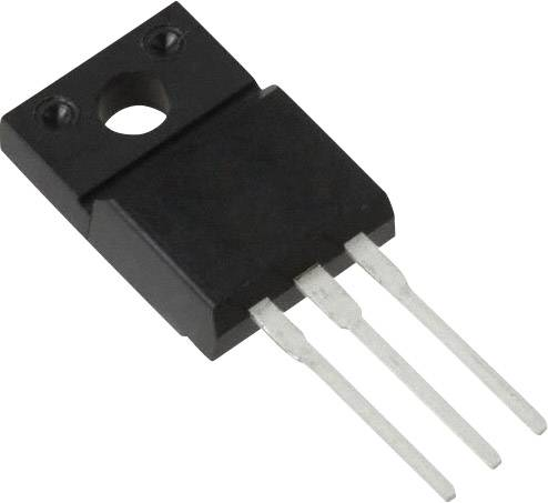 Tranzistor MOSFET ON Semiconductor FQPF22P10, 1 P-kanál, 45 W, TO-220F