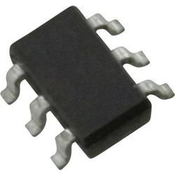 Tranzistor MOSFET Nexperia PMD2001D,115, 1 NPN, PNP, 540 mW, TSOP-6