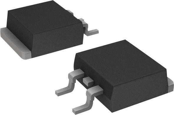 Pole Schottkyho diod - usměrňovač Vishay MBRB2560CT-E3/81, TO-263-3 , 15 A, pole - 1 pár se společnými katodami