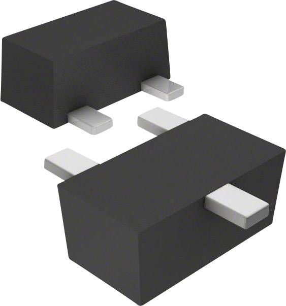 Dvojitá Z-dióda Panasonic DZ3S062D0L, SOT-490, zener. napätie 6.2 V