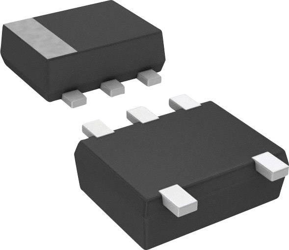 Dvojitá Z-dióda Panasonic DZ5S100D0R, SOT-665, zener. napätie 10 V