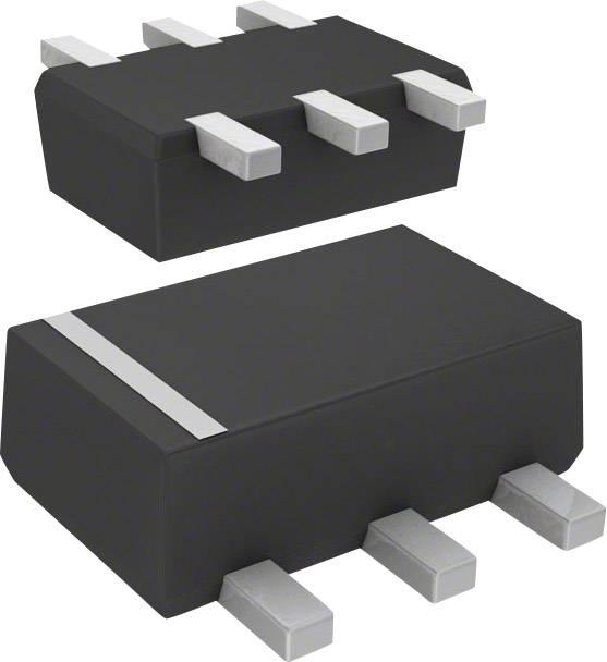 Dvojitá Z-dióda Panasonic DZ6J068S0R, SOT-363, zener. napätie 6.8 V