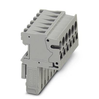 Plug SPV 2,5/ 1 GNYE Phoenix Contact 50 ks