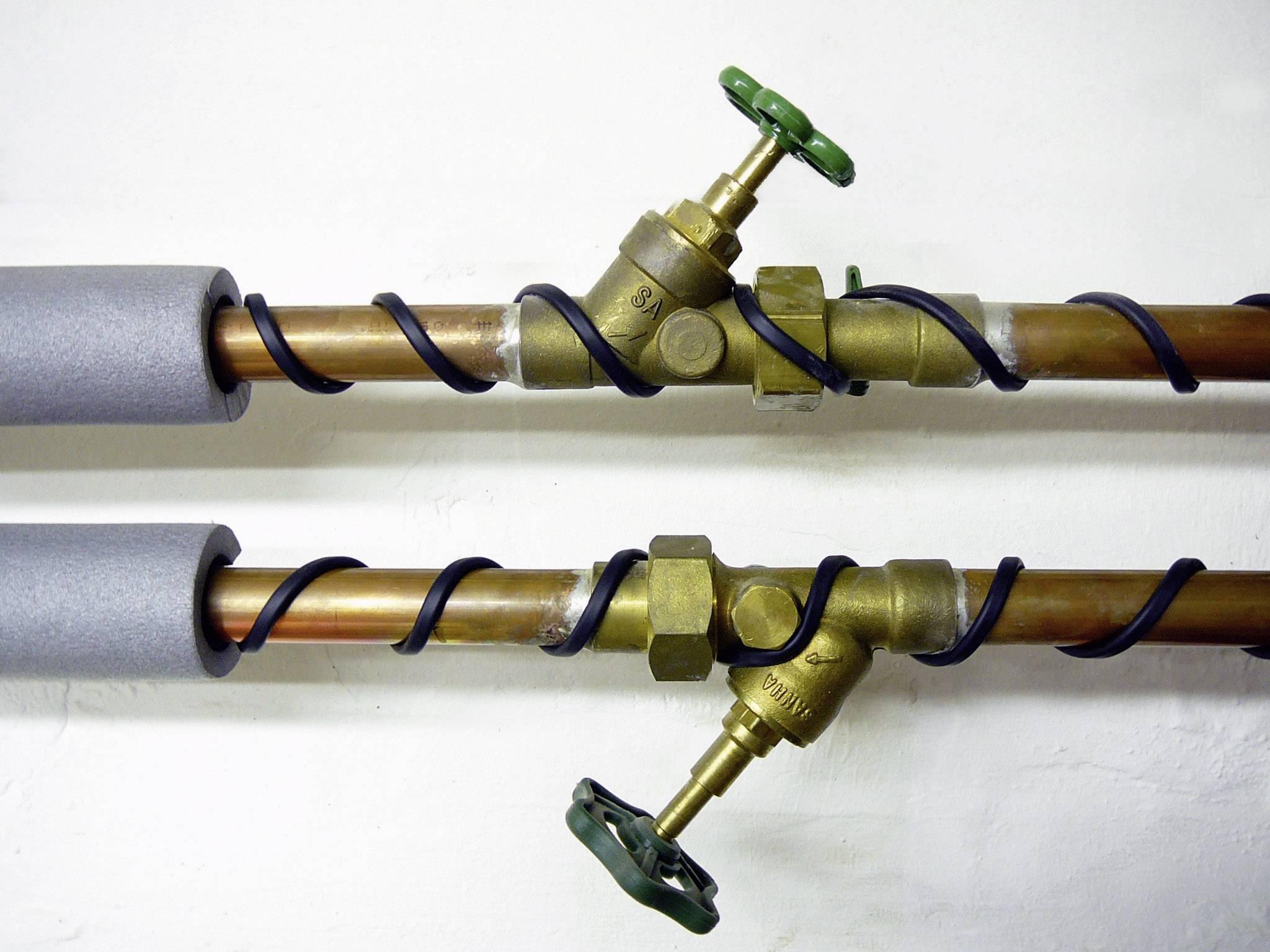 Vykurovací kábel Arnold Rak HK-25,0, 375 W, 25.0 m