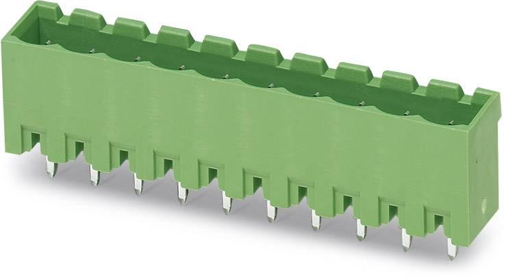 Konektor do DPS Phoenix Contact MSTBVA 2,5/10-G 1755503, 52.00 mm, pólů 10, rozteč 5 mm, 100 ks