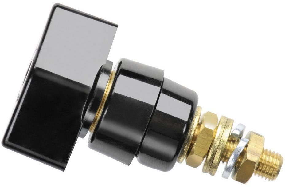 Pólová svorka Schützinger POL 3590/SW, černá