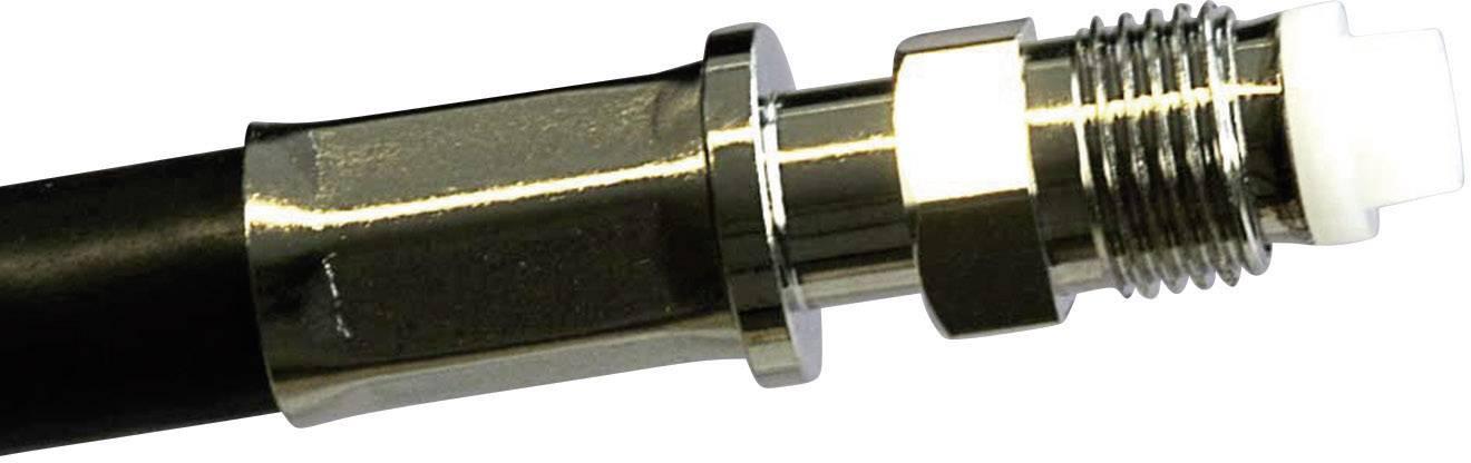 FME konektor zásuvka, rovná SSB 7808, 50 Ohm, 1 ks
