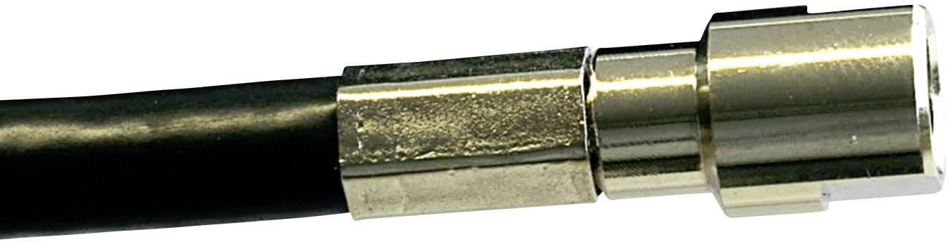 FME konektor zástrčka, rovná SSB 7807, 50 Ohm, 1 ks
