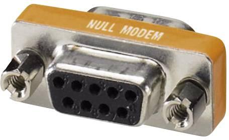 Adapter PSM-AD-D9-NULLMODEM RS-232 nulový modemový konektor Phoenix Contact, 1 ks