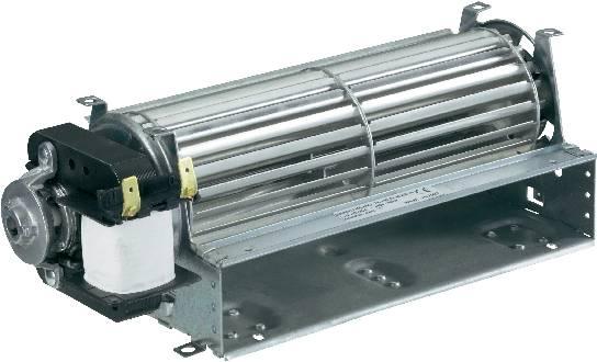 Tangenciálny ventilátor s motorom vľavo 28FR010, 230 V/50 Hz