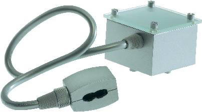 Napájecí adaptér pro kolejnicový systém SLV Easytec II, 184002, 230 V/50 Hz