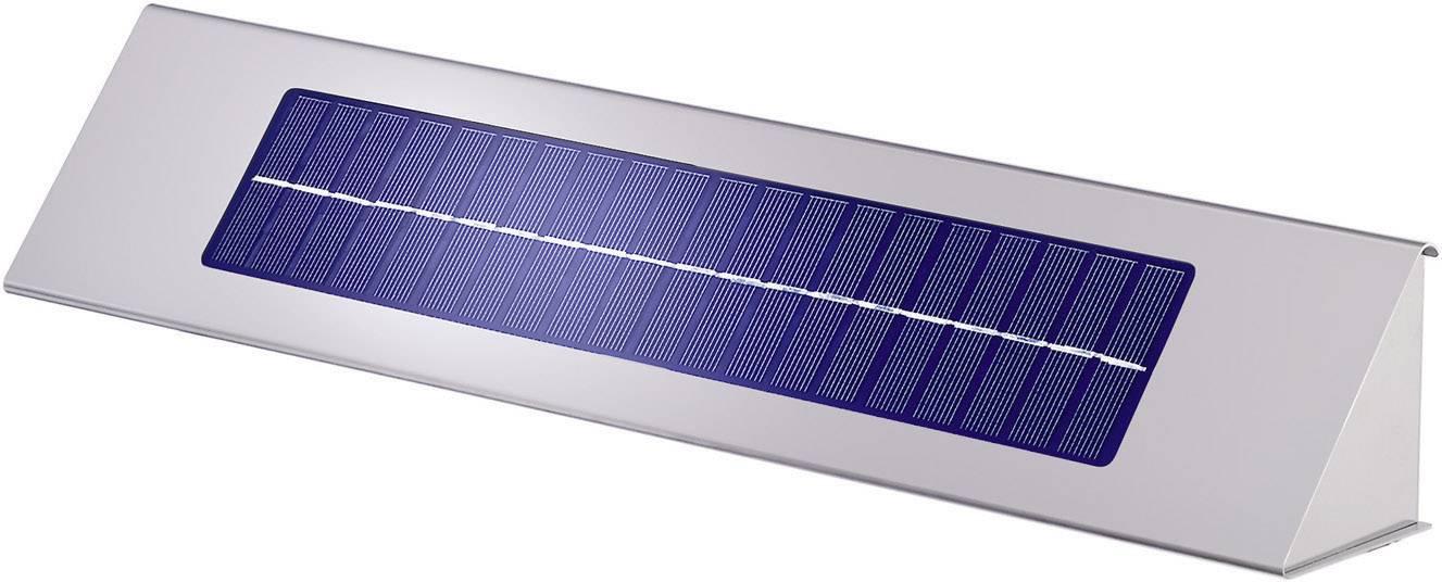 Solární LED svítidlo Esotec Profi 2, 102258, nerez