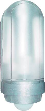 Vonkajšie nástenné svietidlo Security Light, s PIR čidlom