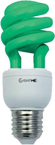 Úsporná žiarovka rúrková Megaman Economy Color E27, 11W, zelená