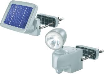 Solárny reflektor s PIR čidlom Esotec