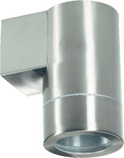 Vonkajšie nástenné svietidlo, GU10, max. 1x 35 W