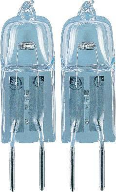 Halogénová žiarovka Osram, 12 V, 5 W, G4, 2000 h, 2 ks