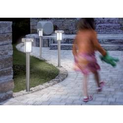 Solární LED svítidlo s detektorem pohybu Esotec Ancona, 102400