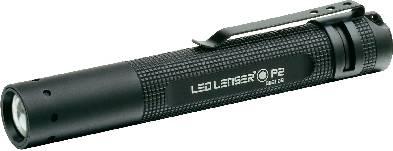 LED mini svítilna, penlight Ledlenser P2 BM 8602, na baterii, černá