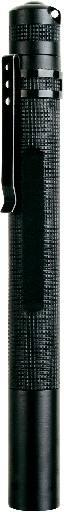 LED mini svietidlo, penlight Ledlenser P4 BM 8604, na batérie, čierna
