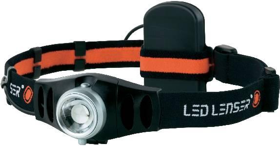 LED čelovka H5 LED Lenser, 7869, černá