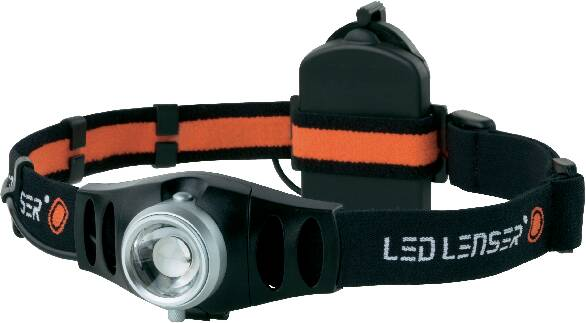 Recenze čelovky LED Lenser H7