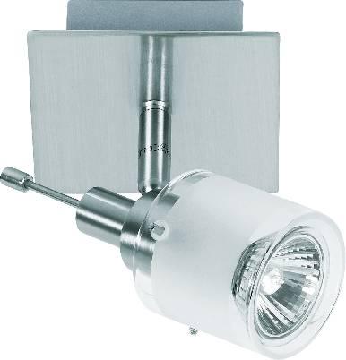 Bodové svietidlo Nice Price Spotlight Rondell, 1x 50 W, 230 V, nikel
