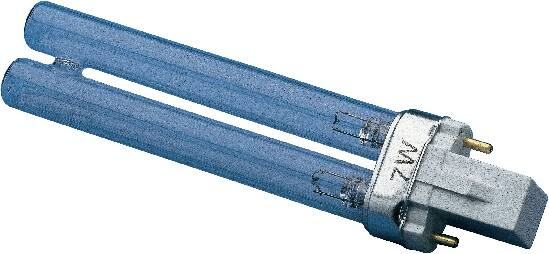 Pontec 57111 Náhradní zářivka UVC 7W