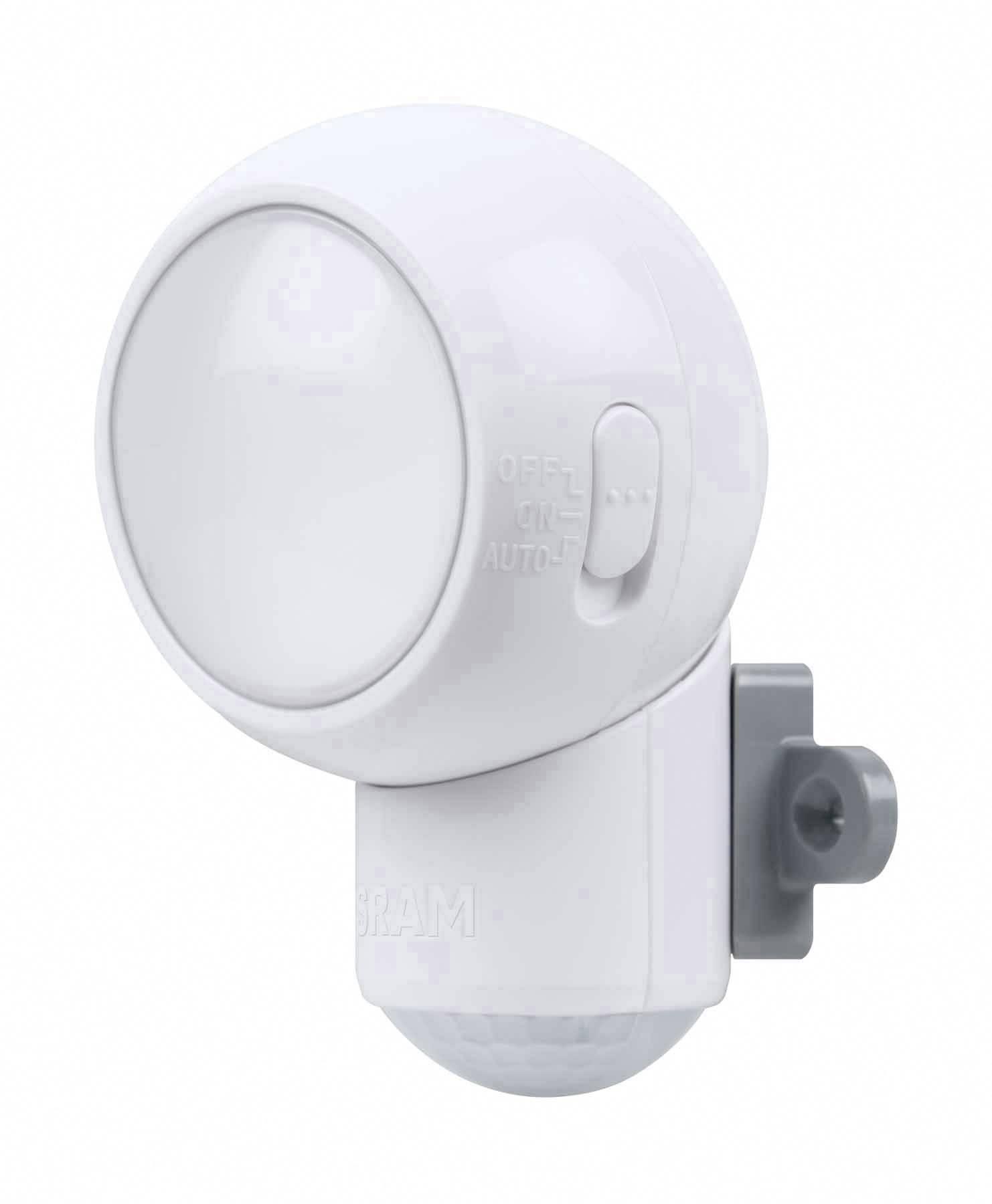 Bezpečnostní přenosná LED svítilna Osram Spylux, bílá
