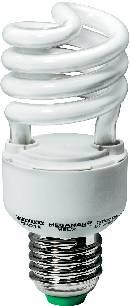 Úsporná žiarovka špirálovitá Megaman Helix E27, 14 W, denná biela
