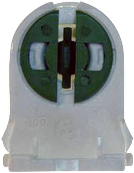 Objímka žiarovky G5 574874, 230 V, 120 W, sada 2 ks, biela