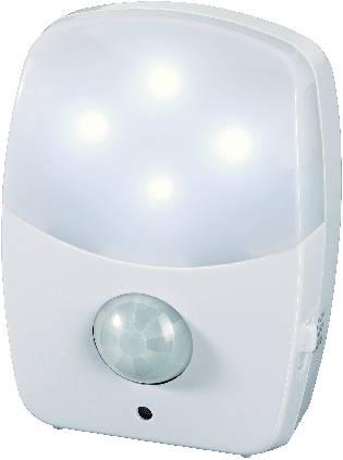 Nočné LED svietidlo s detektorom pohybu