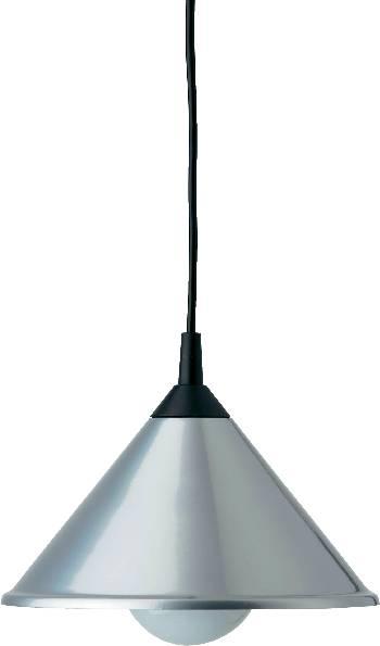 Závesné svietidlo úsporná žiarovka Brilliant Bistro 11170/11, E27, 75 W, titan