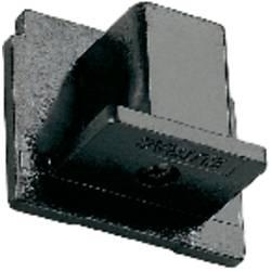 Vysokonapěť. komponent lištových systémů - koncová část Eutrac 145594, stříbrnošedá