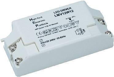 Napájanie LED 12 W, 12 V