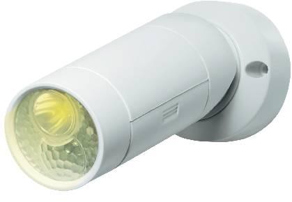 Bodové LED svietidlo s detektorom pohybu