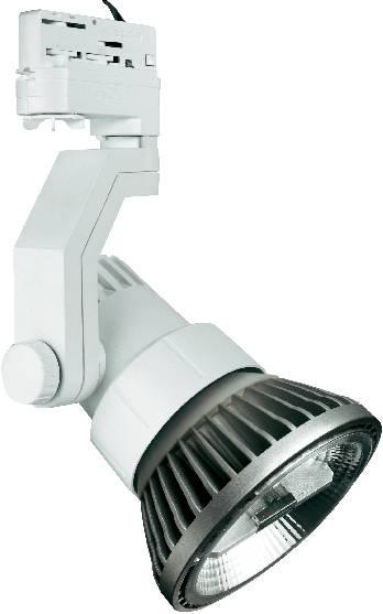 Svietidlo pre lištové systémy (230 V) Megatron Loft MT78200, 23 W, biela