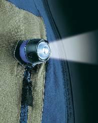 LED čelovka LiteXpress Liberty 105 LX209101, na batérie, 32 g, čierna