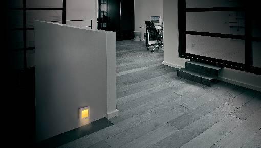 Noční LED svítidlo m-e, 1 W, bílá