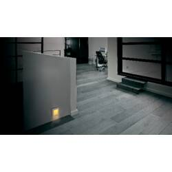 Zásuvkové LED noční osvětlení m-e modern-electronics 1 W, bílá