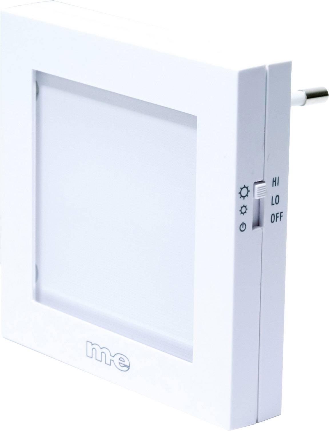 Automatické nočné LED svetlo, biele