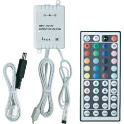 Diaľkové ovládanie pre Paulmann YourLED, RGB, 12 VDC